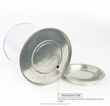 wholesale round tin can for food canning