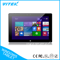Alibaba golden supplier 10.1inch new max export windows8 tablet pc
