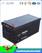 Advanced tech 125Ah lead acid marine VRLA long life large capacity deep cycle rechargeable battery to sale