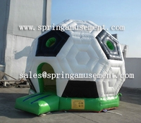 Party Ball type bouncy castles inflatable jumper and bouncer for kids SP-IB067