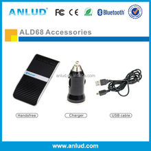 Promotional Mobile Phone usb car charger kits/stereo bluetooth headphone