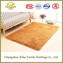 Custom best quality microfiber long hair carpet