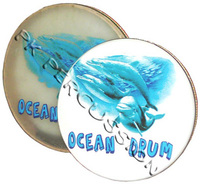 Ocean Drum Musical Instrument