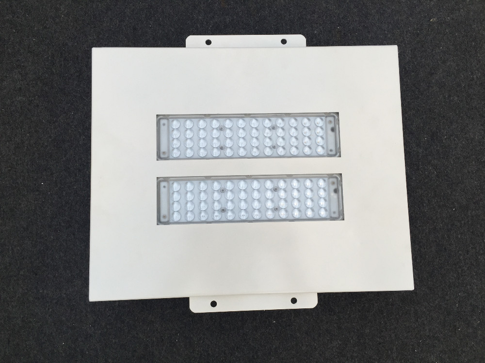 Shenzhen Meanwelldriver mounted recessed ceiling light gas station 200w led canopy light
