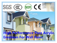 MESIDEN High Performance Pure Acrylic Emulsion Latex For Wall Coating