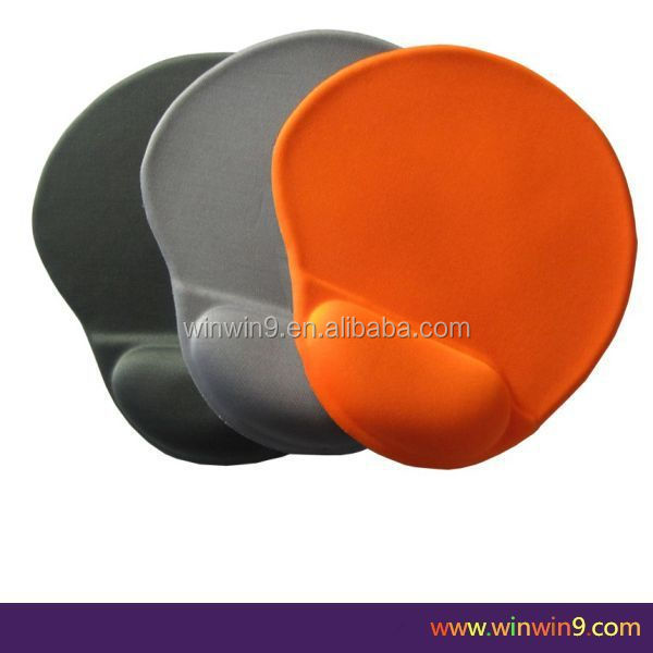 Custom logo mouse pad gel mouse pad with wrist rest Factory supplier