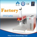 Kuntai Brand 20Watt Fiber laser marking machine RAYCUS resource