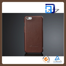 Genuine Leather Flip Case for iPhone 6S 5 colors