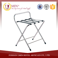 Hotel Luggage Rack Stainless Steel