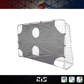 7ft metal high quality soccer goal