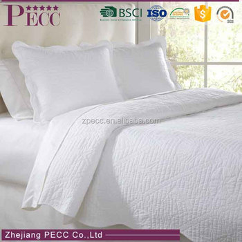 B-030 Hotel Luxury New Coming Chunky With Fiber Blanket
