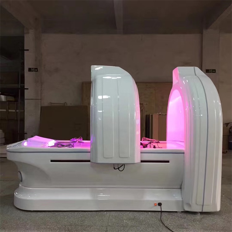 Infrared Sauna SPA Capsule and Ozone Spa Space Capsule