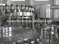 Factory Supply Monoblock Automatic Water Filling Plant