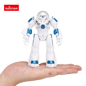 Rastar robot with movable arms intelligent remote control robot toy