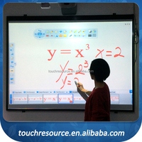 Most popular optical technology electronic whiteboard for kindergarten
