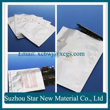 Any size anti static moisture barrier bag for packing food or electronic components