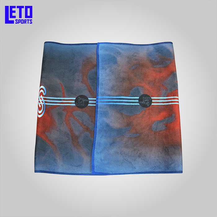 Custom 100%Polyester Quick Dry Beach Towel