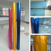 2015 China Transparent Color Plastic Film