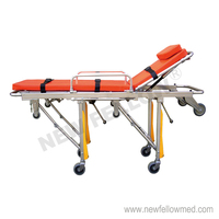 NF-A4 Ambulance Stretcher Sizes