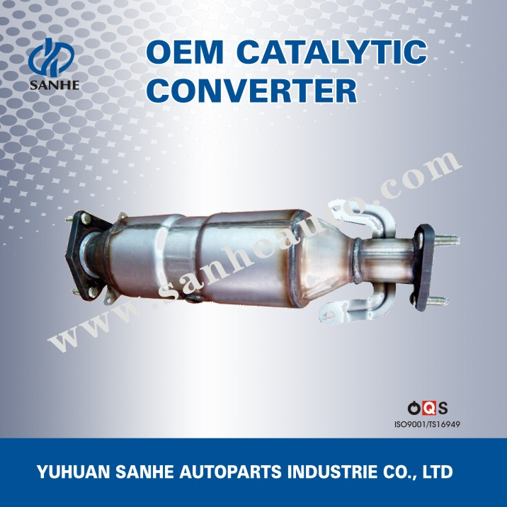 Auto Wire Used Catalytic Converter,High Quantity Used