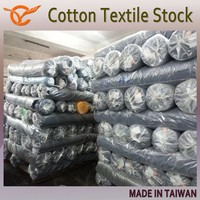 Top Brands 100% Cotton Yarn Dyed Stripe Woven Fabric Stock Lots