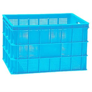 New! hard HDPE Plastic Turnover Box 755A