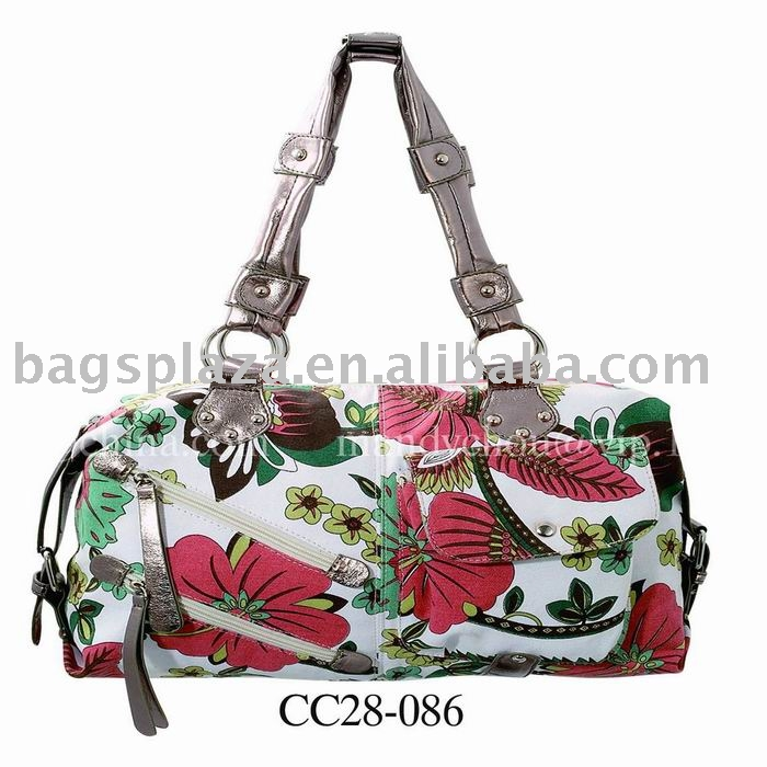 2013 Designer Hot Selling Fashion Style Canvas Bags Handbags Women Wholesaler with Cheap Price in Guangzhou CC28-086