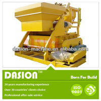 JS Twin-shaft auto concrete mixer construction equipment distributors