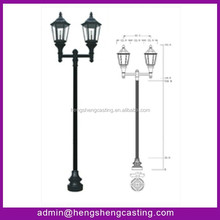 Outdoor Antique Lamp Post Manufacturer