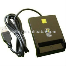 Usb Network Smart Card Reader for Internet Atm Transfer/Credit Card Payment/Balance Inquiries