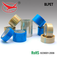 high bond heat resistant rubhber adhesive temperature pet tape