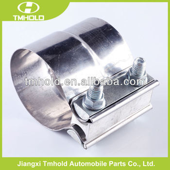 Hot selling auto exhaust muffler clamp for car