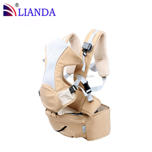 Wholesale top quality leather handle baby carrier bed
