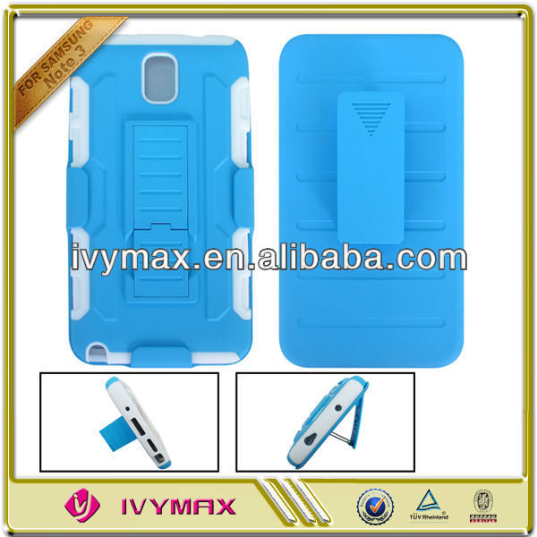 fancy tablet pc and silicone case for samsung galaxy note3