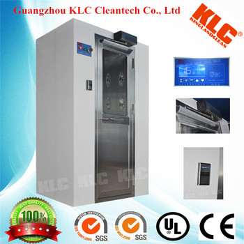 Hot sale!! air shower rooms with interlock door in KLC