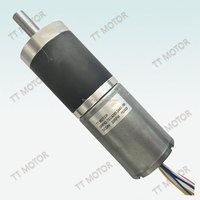 high torque 12v dc brushless fan motor with reduction gearbox