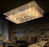 white chandeliers ceiling lamp with top crystal