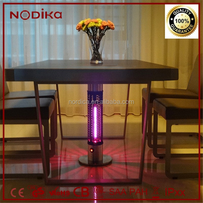 Floor standing Warmer mini head infrared electric heater for outdoor ,Poratble sunny heater radiators