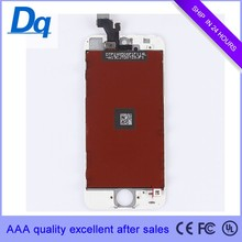 spare cell phone chinese for apple for iphone 5G 5C 5S lcd display with digitizer