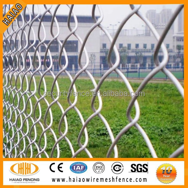 China manufacturer direct hot sale colors vinyl coated chain link fence