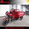 steering wheel tricycle/3 wheel trike car/delivery tricycle