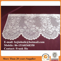 Home Decor LACE VALANCE CURTAINS
