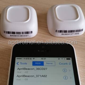iBeacon / beacons ble Enhanced customization for Logo/beacon name / Firmware App