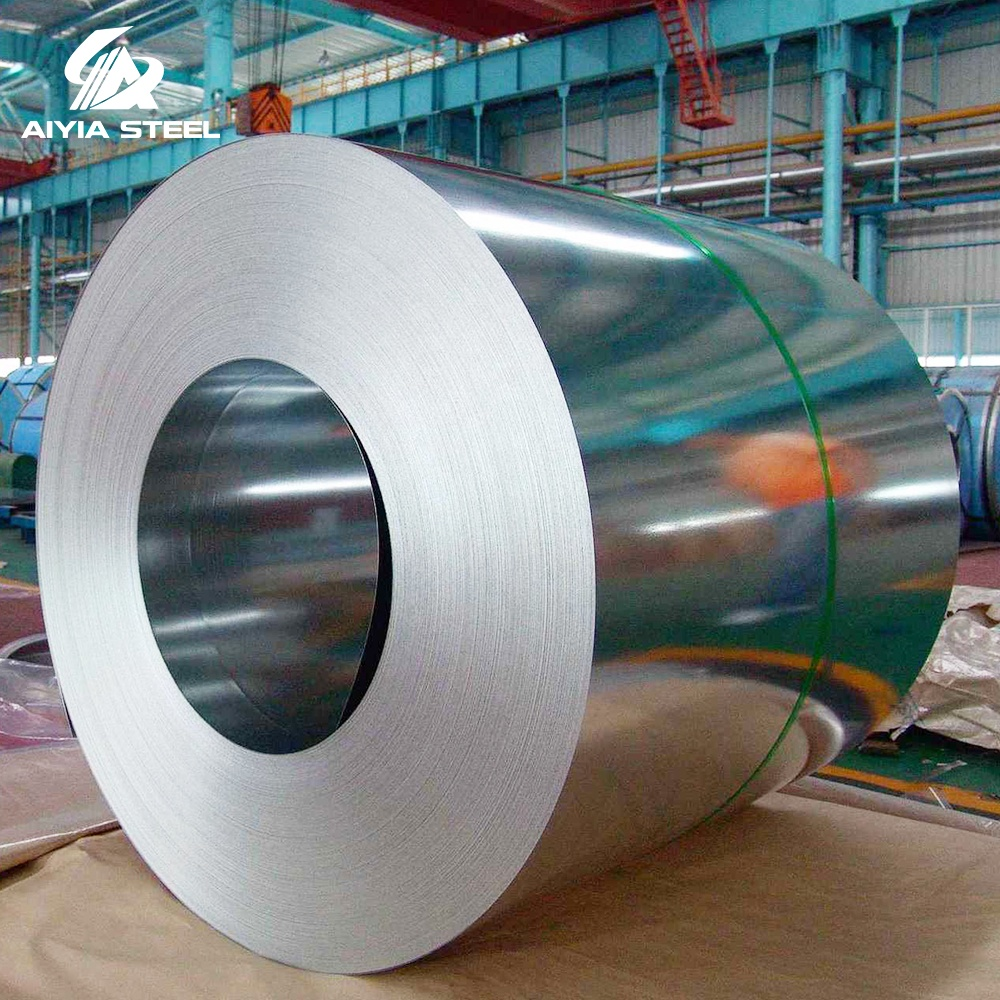 AIYIA coated galvanized <strong>steel</strong> coil with cold roll <strong>steel</strong> galvanizing