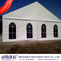 Marquee party used, cheap wedding marquee canvas tent for sale supply in Shenzhen
