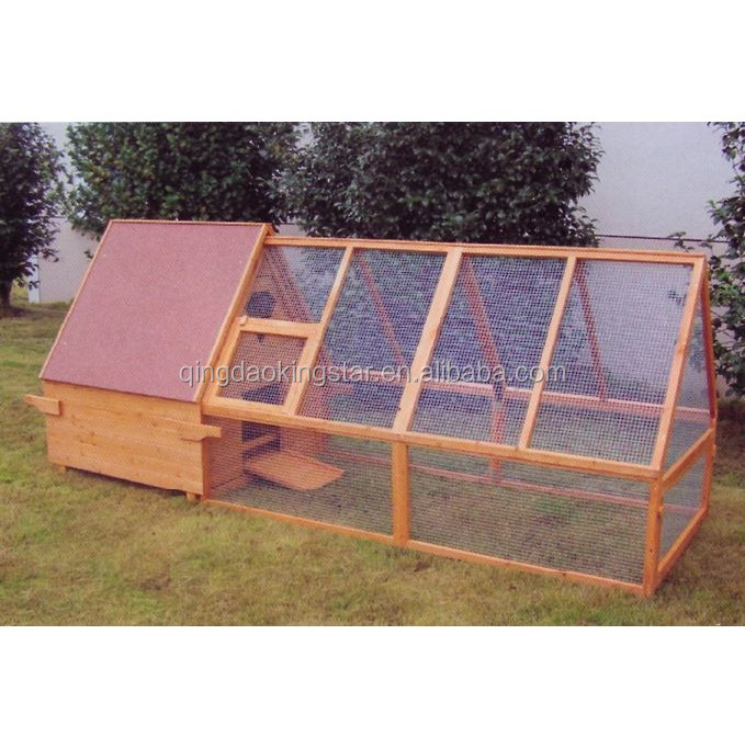 cheap wooden large rabbit hutch