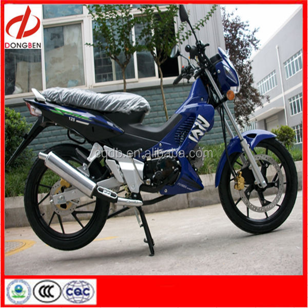 China Supplier New Product 125cc Cub Motorcycle