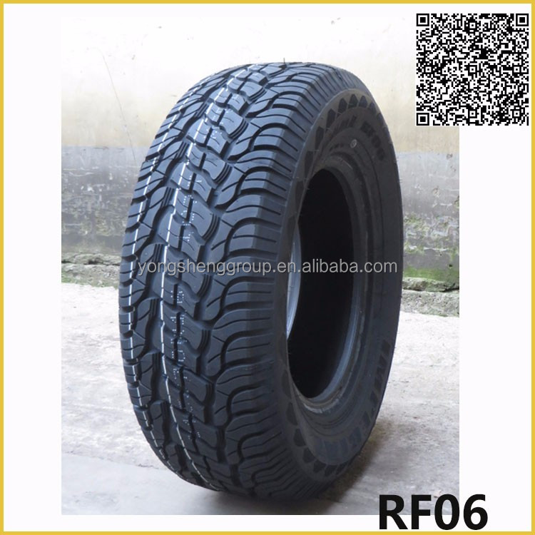 tyres car from china suppliers 245/65r17 4x4 tires