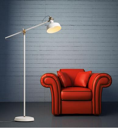 Comos long-arm office sofa vertical floor lamp F3587