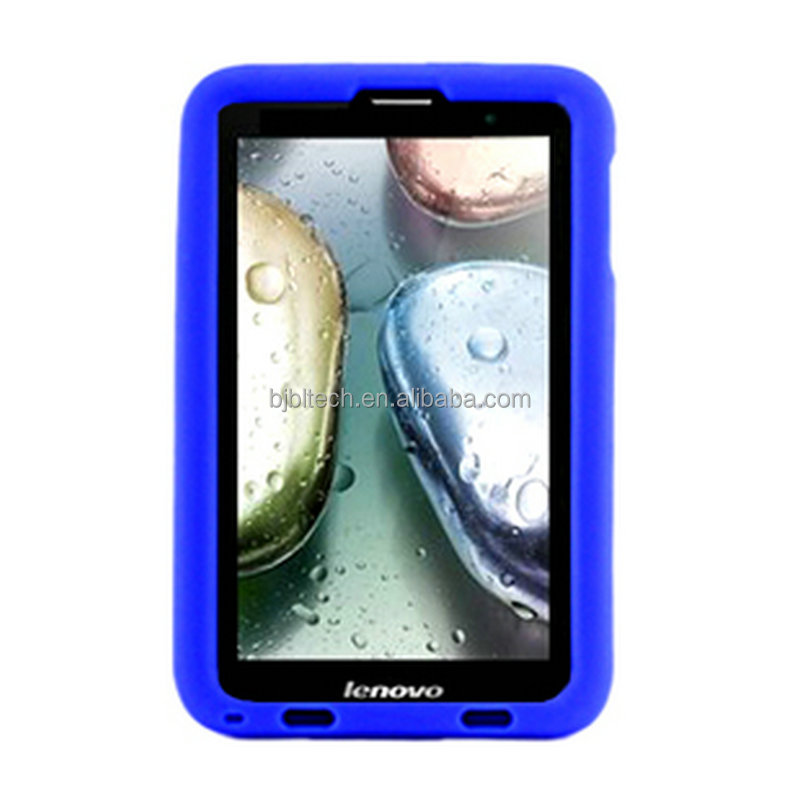 Silicone rugged case for 3G/4G 7 inch tablet ideapad A3000-H/V A7 protective case